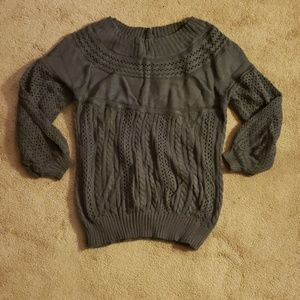 Longsleeve sweater